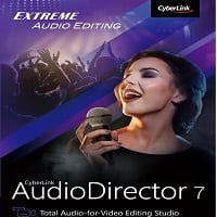 CyberLink AudioDirector Ultra 7 Crack