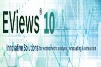 EViews 10 Enterprise Edition full