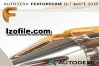 Autodesk FeatureCAM Ultimate 2018