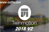 Twinmotion 2018 V2 (x64) + Crack Full Version