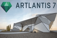 Artlantis Studio 7.0.2.2 Crack Full Version