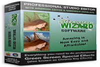 Green Screen Wizard Professional v10.2 Crack Full Version