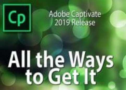 Adobe Captivate 2019 License key