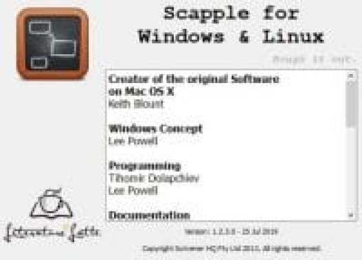 Scapple 1.2.3.0 Crack