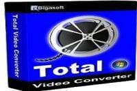 Bigasoft Total Video Converter 6.2.0.7269 Full Crack