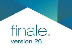 MakeMusic Finale 26.2.1.468 Full Crack