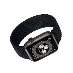 Bracelet Apple watch tresse