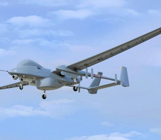 Izraeli drón – fotó: IAI