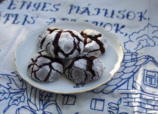 Csábító csokis keksz