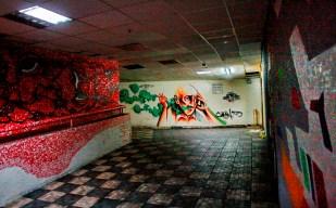 korridor graffity