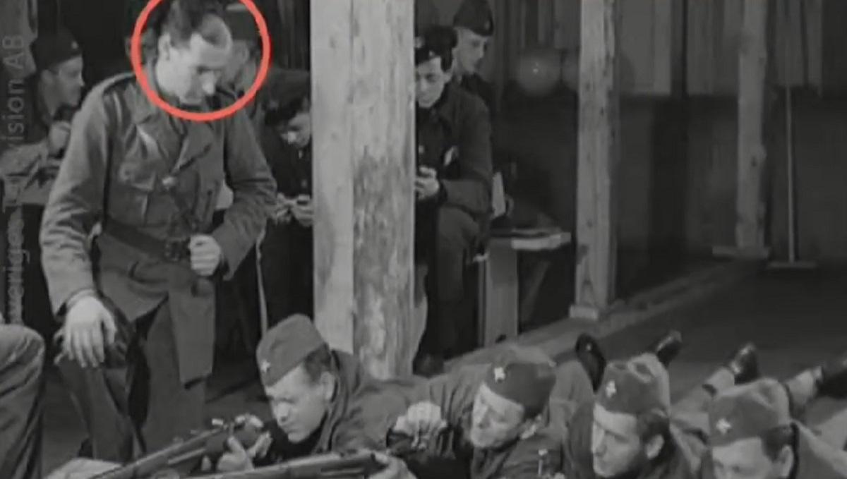 Előkerült egy Raoul Wallenberget mutató archív filmrészlet
