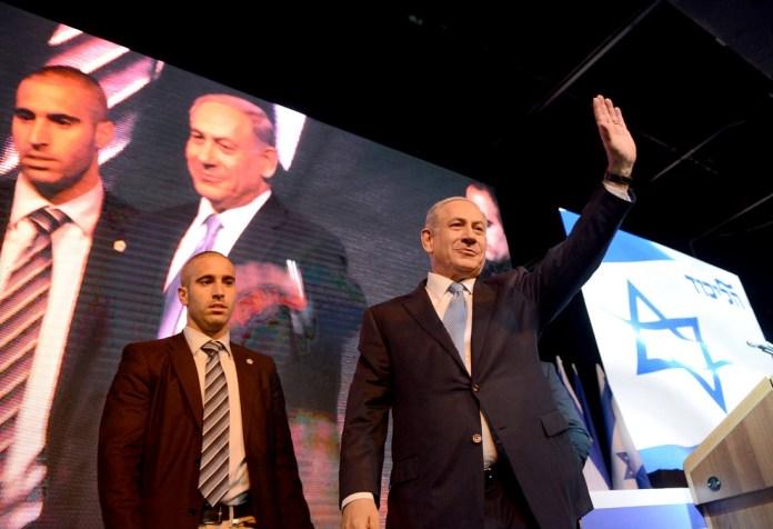Benjamin Netanjahu Likud