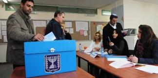 izraeli valasztasok Izraelben