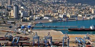 haifai kikötő
