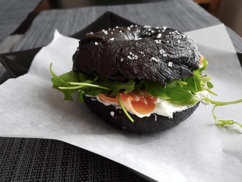 LiorLiliana-black-bagel