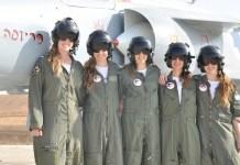 izraeli vadaszpilotanok hadsereg katonalanyok no repulo