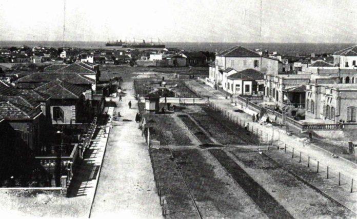 tel aviv 1922