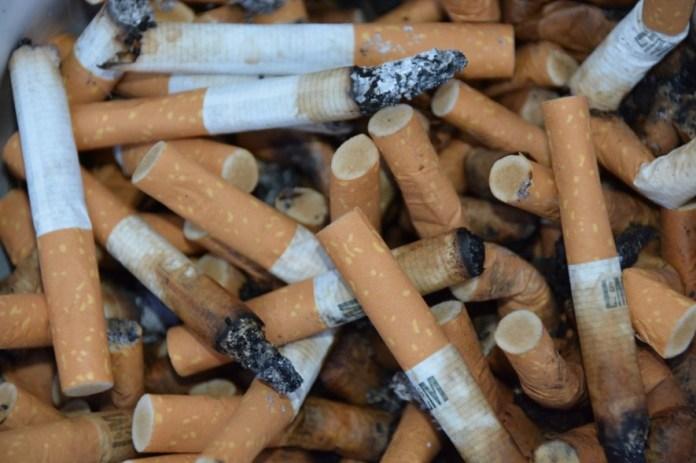 cigaretta dohanyzas