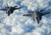 Izraeli F-35-ös vadászgép - fotó: Erik D. Anthony / U.S. Air Force