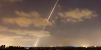 Rakéta Gázából