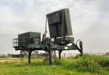 Vaskupola ELM-2084 radar - fotó: Wikipedia