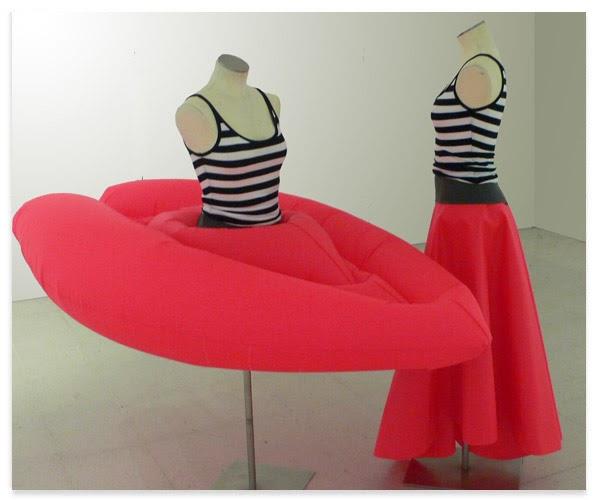 Yael Mer özönvíz szoknyája
