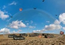 Lézer légvédelmi rendszer - fotó: Védelmi Minisztérium