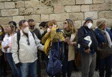 Izraeli kirándulók egy csoportja - fotó: Bea Bar Kallos