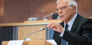 Josep Borrell - fotó: European Parliament / Flickr