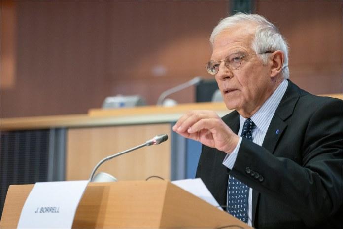 Josep Borrell - fotó: European Parliament / Flickr