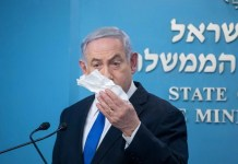 Netanjahu marad
