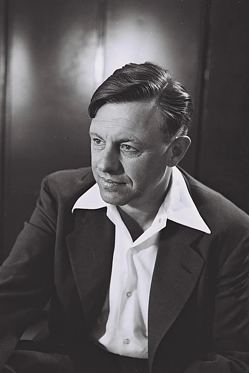 Teddi Kollek, a miniszterelnöki hivatal vezetője, 1956 - fotó: Cohen Fritz / GPO