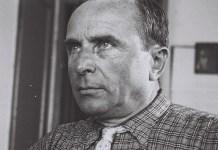 Avigdor Hameiri 1936 májusában - fotó: Kluger Zoltán