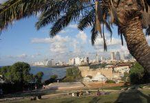 Tel-Aviv, 2020 március - fotó: Czetli Tivadar