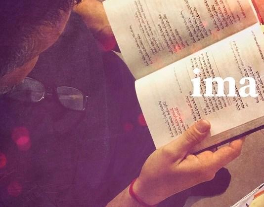 ima barukh könyv