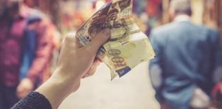 100 sekel pénz izraeli bankjegy