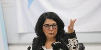 Az egészségügyi minisztérium járványügyi csoportjának éléről távozó Szigal Szadecki professzor - fotó: Egészségügyi Minisztérium