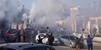 Lövöldözés Kelet-Jeruzsálemben
