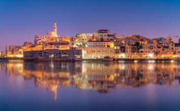 Jaffa kikötője - fotó: Evgeni Fabisuk / Shutterstock