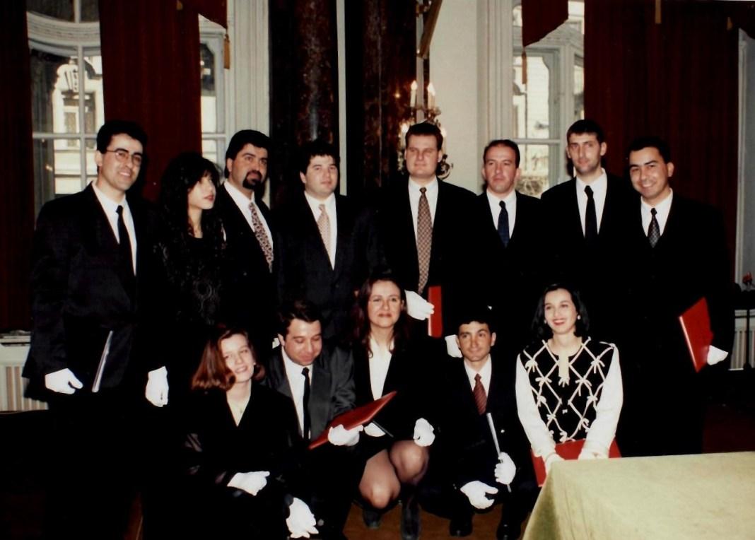 Izraeli diplomások, 1995