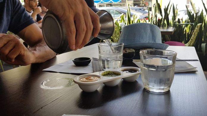 Az ivóvízdömping mindenhol alap, otthon és az éttermekben is