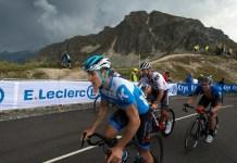 Hugo Hofstetter, az izraeli csapat tagja a Tour de France kerékpárversenyen - fotó: Shutterstock