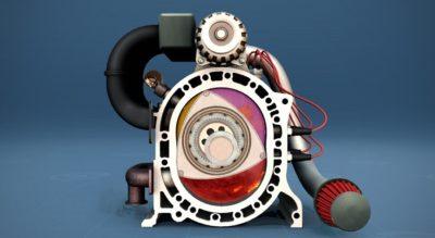 Как работает роторный двигатель? - Всё про устройство ...