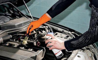 Чем лучше мыть двигатель? - Всё про устройство автомобиля