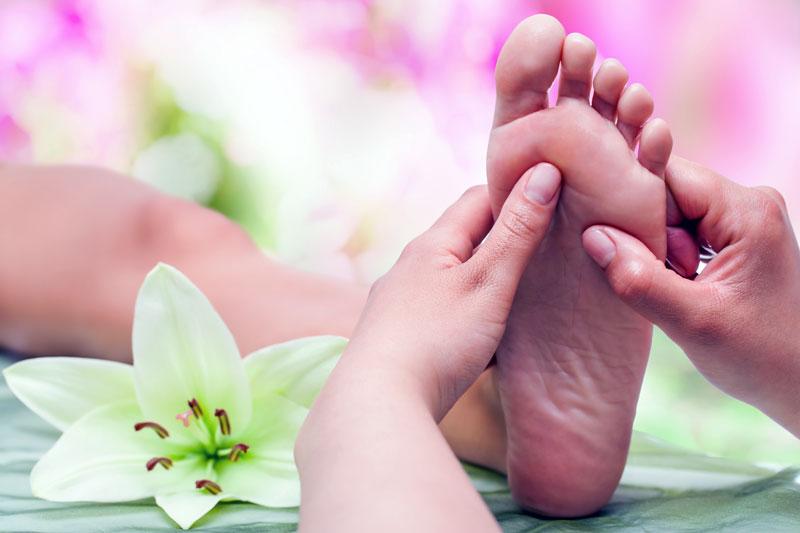 Refleksologija i stopalo