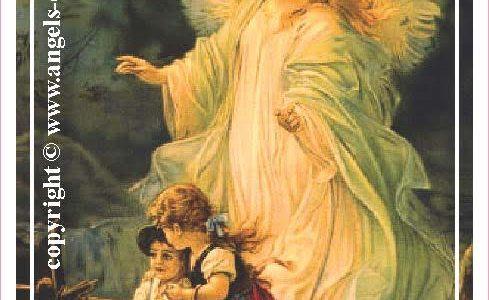 """Poruke Anđela: """"Anđeli se brinu za tebe od dana tvog rođenja. Neće te ni sada ostaviti u nevolji!"""""""