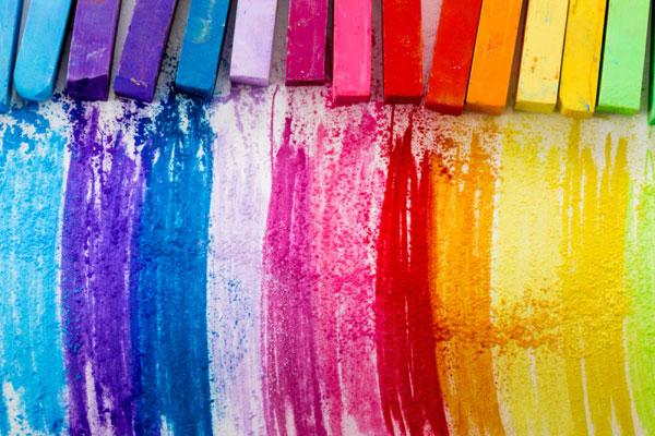 čudesni svijet boja