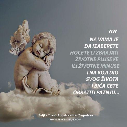zahvalnost, poruke anđela