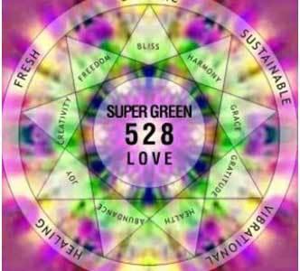 528 Hz frekvencija ljubavi