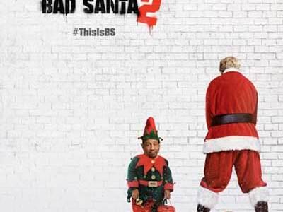 Filmska recenzija: Zločesti djed Mraz 2